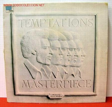 THE TEMPTATIONS ( MASTERPIECE ) USA - 1973 LP33 MOTOWN RECORD (Música - Discos - LP Vinilo - Funk, Soul y Black Music)