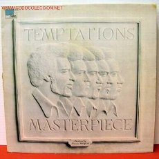 Discos de vinilo: THE TEMPTATIONS ( MASTERPIECE ) USA - 1973 LP33 MOTOWN RECORD. Lote 1068132