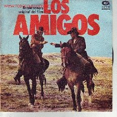 Discos de vinilo: LOS AMIGOS DISCO SINGLE BANDA SONORA ORIGINAL ANN COLLINS. Lote 13795730