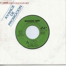Discos de vinilo: DOMINICAND BAND . Lote 1071489