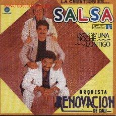 Discos de vinilo: ORQUESTA RENOVACIÓN DE CALI . Lote 121607907