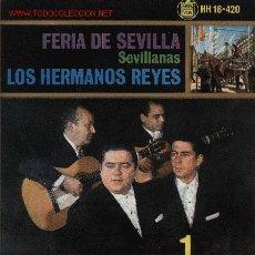 Discos de vinilo: LOS HERMANOS REYES . Lote 1072387