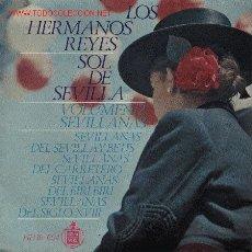 Discos de vinilo: LOS HERMANOS REYES . Lote 1072430