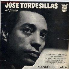 Discos de vinilo: JOSE TORDESILLAS. Lote 1074069