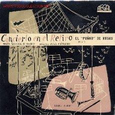 Discos de vinilo: BANDA MUNICIPAL DE MADRID. Lote 1074073