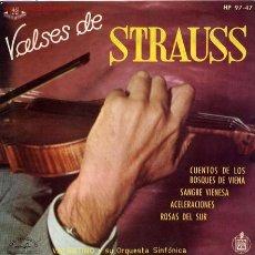 Discos de vinilo: ORQUESTA SINFONICA. Lote 1079991