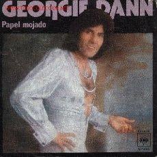 Discos de vinilo: GEORGIE DANN . Lote 1091154