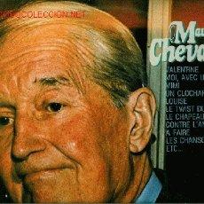 Discos de vinilo: DISCO L. P. DE VINILO DE MAURICE CHEVALIER: VALENTINE, MOI, AVEC UNE CHANSON, MIMI, UN CLOCHARD M'A . Lote 24931725