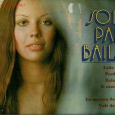 Discos de vinilo: SEXY COVER. DISCO L. P. DE VINILO DE CANCIONES, SÓLO PARA BAILAR: TODA UNA VIDA, PERDIDO AMOR, BAIAO. Lote 24971240