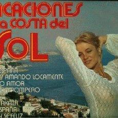 Discos de vinilo: SEXY COVER. DISCO L. P. DE VINILO DE MÚSICA SUDAMERICANA: RIO MANSO, BÉSAME MUCHO, CAUSA NE ÑAÑA, MU. Lote 24971241