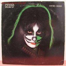 Discos de vinilo: KISS ( PETER CRISS ) LP33. Lote 1099821