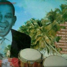 Discos de vinilo: DISCO L. P. DE VINILO DE ANTONIO MACHÍN: ISABEL, DOS PERLAS, EL BARDO, MIRA QUE ERES LINDA, TU VIDA . Lote 24993607