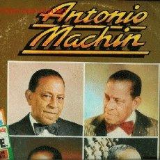 Discos de vinilo: 2 DISCOS L. P. DE VINILO DE ANTONIO MACHÍN: 40 EXITOS: MADRECITA, MALDITA, AMAR Y VIVIRE, RECUERDOS . Lote 24993609