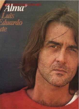 DISCO L. P. DE LUIS EDUARDO AUTE: ALMA: NO TE DESNUDES TODAVÍA, TARDE, MUY TARDE, DESEO, LIBERTAD, S (Música - Discos - LP Vinilo - Cantautores Españoles)
