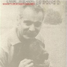 Discos de vinilo: DISCO L. P. DE VINILO DE GEORGES BRASSENS EN FRANCÉS: LA MAUVAIS RÉPUTATION, TONTON NESTOR, LES LILA. Lote 24753775
