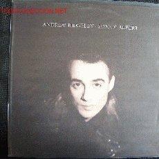 Discos de vinilo: LP-ANDREW RIDGELEY-SON OF ALBERT, ORIGINAL ESPAÑOL, EPIC RECORDS-1990. Lote 1105307