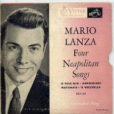 Discos de vinilo: MARIO LANZA. Lote 1108257