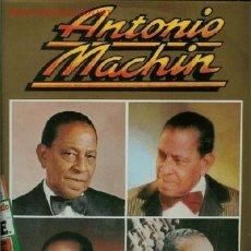 Discos de vinilo: 2 DISCOS L. P. DE VINILO DE ANTONIO MACHÍN, TODOS SUS ÉXITOS INMORTALES; MADRECITA, TODA UNA VIDA, A. Lote 25040901