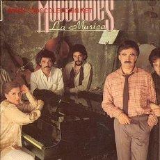 Discos de vinilo: LP 33 RPM / MOCEDADES / LA MUSICA . Lote 18438077