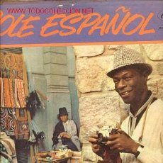 Discos de vinilo: LP 33 RPM / NAT KING COLE EN ESPAÑOL ///////EDITADO POR HISPAVOX. Lote 12811575