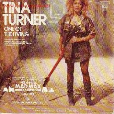 Discos de vinilo: MAD MAX EN LA CUPULA DEL TRUENO DISCO SINGLE BANDA SONORA. Lote 23470553