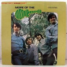 Discos de vinilo: THE MONKEES ( MORE OF THE MONKEES ) USA LP33. Lote 1125302