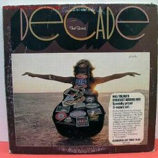 Discos de vinilo: NEIL YOUNG ( DECADE ) USA 1976 LP33 TRIPLE REPRISE RECORDS. Lote 1129198