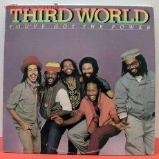 Discos de vinilo: THIRD WORLD ( YOU'VE GOT THE POWER ) USA - 1982 LP33 COLUMBIA. Lote 1129237