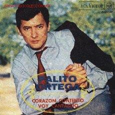 Discos de vinilo: PALITO ORTEGA . Lote 1140210