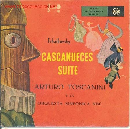 ARTURO TOSCANINI (Música - Discos - Singles Vinilo - Clásica, Ópera, Zarzuela y Marchas)