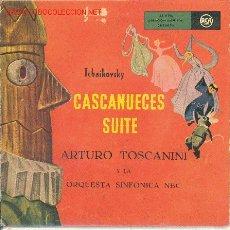 Discos de vinilo: ARTURO TOSCANINI. Lote 43917439