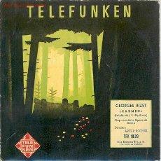 Discos de vinilo: ORQUESTA DE LA OPERA DE BERLIN (ARTUR ROTHER). Lote 1169702