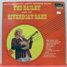 Discos de vinilo: TED BAILEY AND HIS RIVERBOAT BAND ( MORE SWINGING HAPPY SOUNDS ) LP33. Lote 1174175
