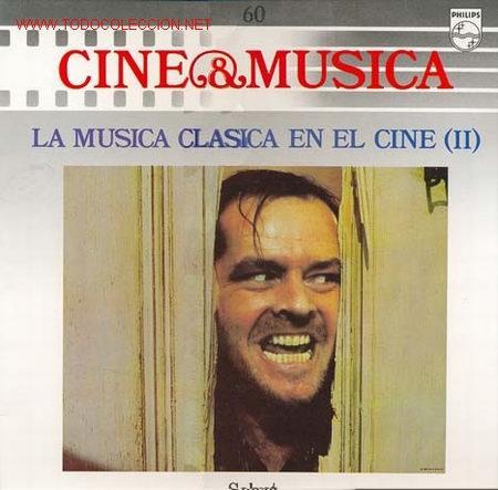 CINE & MUSICA, LA MUSICA CLASICA EN EL CINE (II), TEMAS SELECCIONADOS DE PELICULAS (VER) (Música - Discos - LP Vinilo - Bandas Sonoras y Música de Actores )
