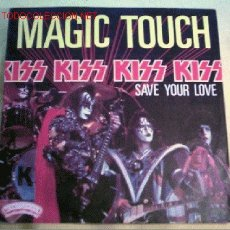 Discos de vinilo: KISS SINGLE FRANCES . Lote 27129495