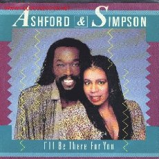 Discos de vinilo: ASHFORD AND SIMPSON. Lote 1186053