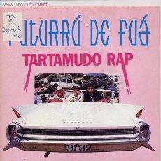 Discos de vinilo: PUTURRU DE FUA. Lote 1196834