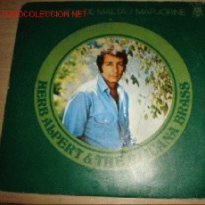 Discos de vinilo: DISCO SINGLE -HERB ALPERT & THE TIJUANA BRASS- AÑO 1969.. Lote 1206374