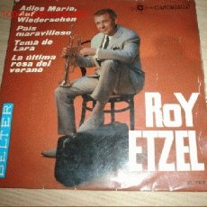 Discos de vinilo: DISCO SINGLE CON 4 CANCIONES -ROY ETZEL- AÑO 1966.. Lote 1206560