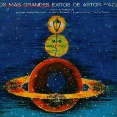 Discos de vinilo: DISCO DE VINILO L. P. LOS MÁS GRANDES ÉXITOS DE ASTOR PIAZZOLLA (AUTOR E INTÉRPRETE): LO QUE VENDRÁ,. Lote 25332513