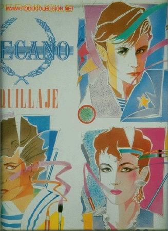 DISCO L. P. SUPERSINGLE DE VINILO DE MECANO, MAQUILLAJE: MAQUILLAJE, NAPOLEÓN Y SUPER-RATÓN. DE CBS. (Música - Discos - LP Vinilo - Grupos Españoles de los 70 y 80)