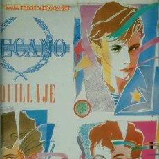 Discos de vinilo: DISCO L. P. SUPERSINGLE DE VINILO DE MECANO, MAQUILLAJE: MAQUILLAJE, NAPOLEÓN Y SUPER-RATÓN. DE CBS.. Lote 25381972