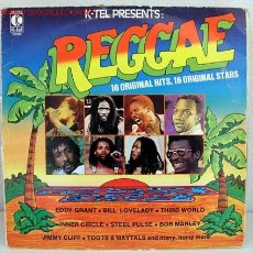 Discos de vinilo: REGGAE ( EDDY GRANT, BILL LOVELADY, THIR WORLD, JIMMY CLIFF, BOB MARLEY... ) LP33. Lote 1245371