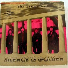 Discos de vinilo: THE TREMELOES ( SILENCE IS GOLDEN ) MAXISINGLE 45RPM. Lote 1249121