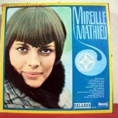 Discos de vinilo: MIREILLE MATHIEU ( MIREILLE MATHIEU ) LP33. Lote 2277996