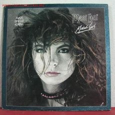 Discos de vinilo: MEAT LOAF ( MODERN GIRL - TAKE A NUMBER ) MAXISINGLE 45RPM. Lote 1272227