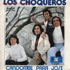 Discos de vinilo: LOS CHOQUEROS . Lote 25240640