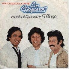 Discos de vinilo: LOS CHOQUEROS . Lote 1279558