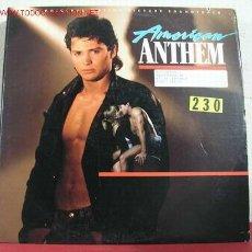 Discos de vinilo: AMERICAN ANTHEM LP33. Lote 6413818