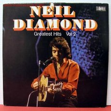 Discos de vinilo: NEIL DIAMOND ( GREATEST HITS VOL.2 ) LP33. Lote 1017087